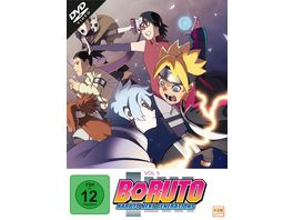 Boruto Naruto Next Generations Volume 5 Episode 71 92 3 DVDs