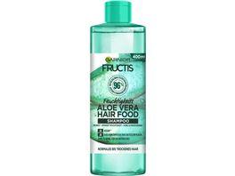 Garnier Fructis Feuchtigkeits Aloe Vera Hair Food Shampoo