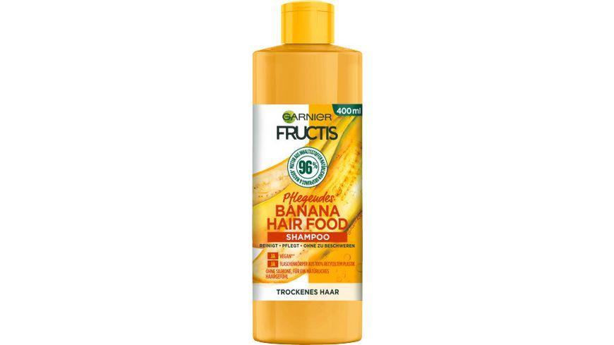 GARNIER FRUCTIS Banana Hair Food Shampoo