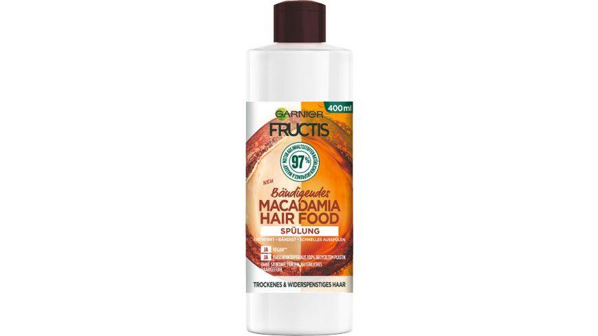 GARNIER FRUCTIS Macadamia Hair Food Spülung