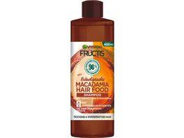 Garnier Fructis Macadamia Hair Food Shampoo