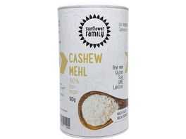 sunflower Family Bio Cashew Mehl