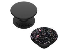 PopSockets PopGrip 2 in 1 Black PopTop Sparkle Black