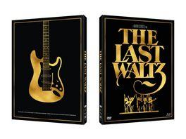 The Last Waltz OmU Mediabook Heissfolienpraegung DVD