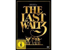 The Last Waltz DVD