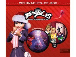 Miraculous X mas Box Hoerspiele