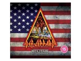 Hits Vegas Live At Planet Hollywood Ltd 3LP