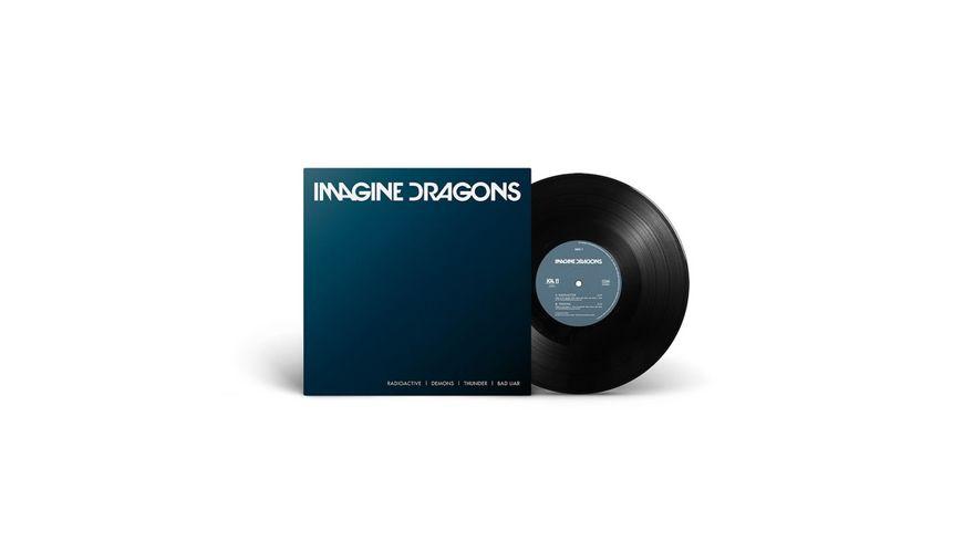 Radioactive Demons Thunder Bad Ltd 10 LP