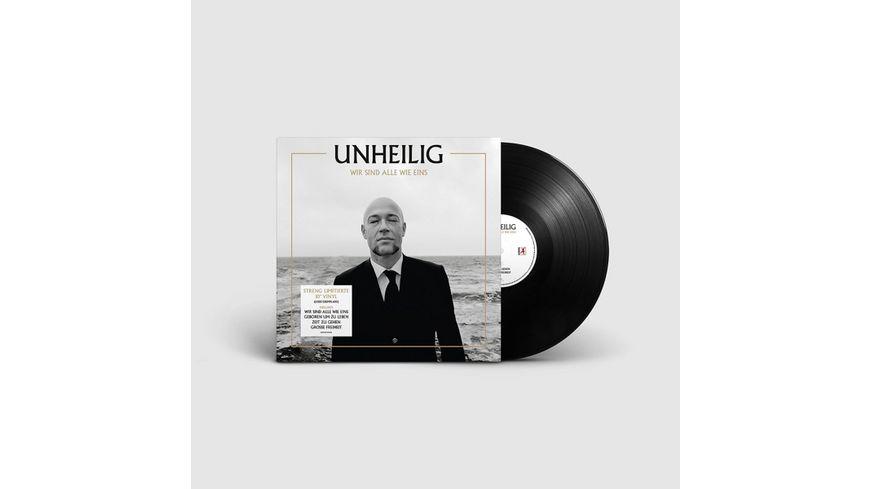 Wir Sind Alle Wie Eins Limited 10 Vinyl
