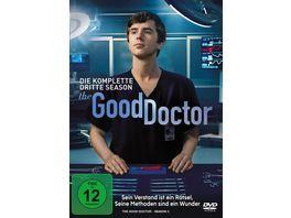 The Good Doctor Die komplette dritte Season 5 DVDs