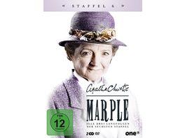 Agatha Christie MARPLE Staffel 6 2 DVDs