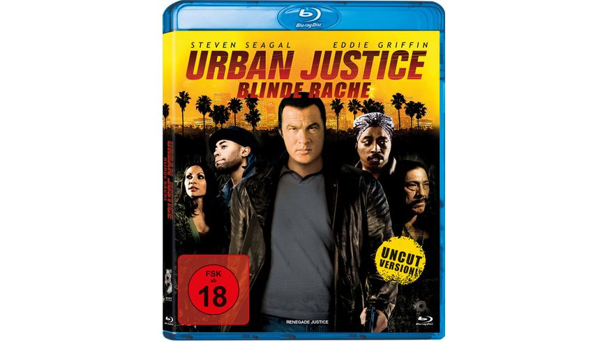 Urban Justice Blinde Rache Uncut Version