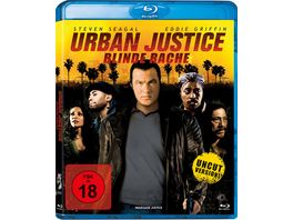 Urban Justice Blinde Rache Uncut Version