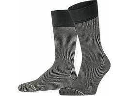 ESPRIT Herren Socken Allover Stripe 2er Pack