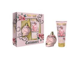 POLICE TO BE TATTOOART For Women Eau de Parfum Set
