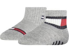 TOMMY HILFIGER Babysocken Flag 2er Pack