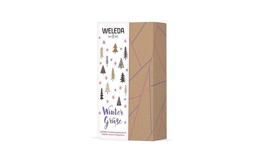 WELEDA Geschenkset Lavendel und Mandel