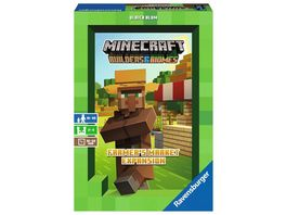 Ravensburger Spiel Minecraft Builders Biomes Farmers Market Expansion