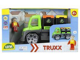 Lena 4453 Truxx Recycling Schaukarton
