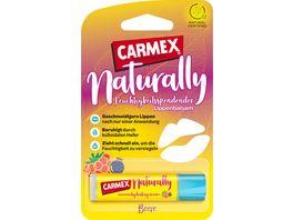 CARMEX Naturally Lippenpflege Beere