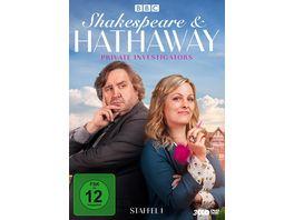 Shakespeare Hathaway Staffel 1 3 DVDs