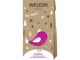 WELEDA Geschenkset Mini Wildrose