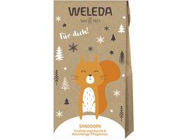WELDA Geschenkset Mini Sanddorn