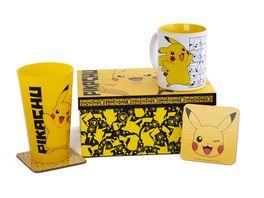 Geschenkset Pokemon Pikachu