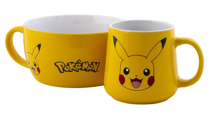 Frühstücksset - Pokémon - Pikachu