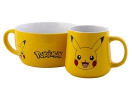 Fruehstuecksset Pokemon Pikachu