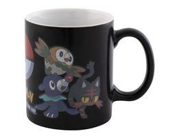 Thermoeffekt Tasse Pokemon Catch Em All