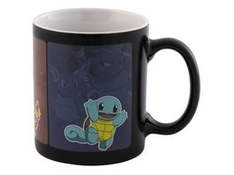 Thermoeffekt Tasse Pokemon Evolve
