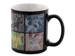 Thermoeffekt Tasse Pokemon Evoli Eevee