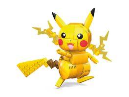 Mega Construx Pokemon Medium Pikachu Kinder Spielzeug Bauset Bausteine