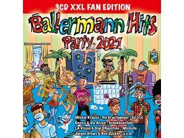 Ballermann Hits Party 2021 XXL Fan Edition