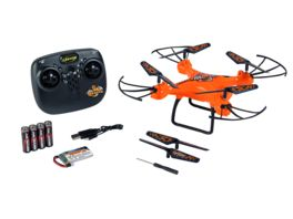 Carson X4 Quadcopter Dragon 330 2 4GHz 100 RTF