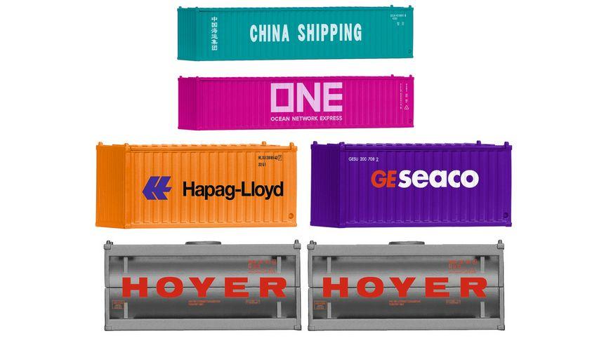 Märklin 72453 - H0 - Start up - Container-Set