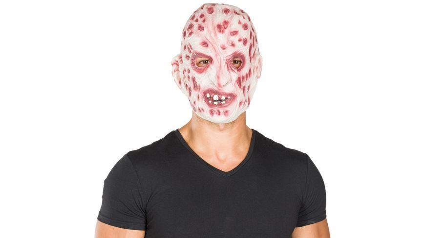 Rubies - 6240352 - Maske Scarface Latex