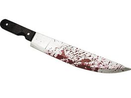 Rubies 61053 Blutiges Messer 51cm