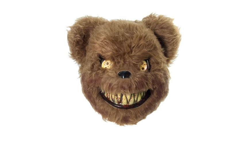 Makotex - Halloween-Maske-Teddy-Horror 999984379