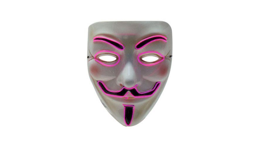 Makotex - Halloween-Maske-Anonym 995984359