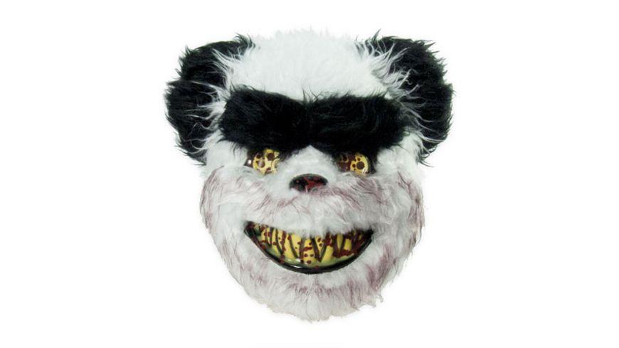 Makotex - Halloween-Maske-Panda-Horror 999984399