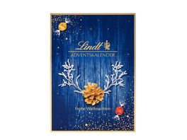 Lindt AT Mueller Gutschein Adventskalender