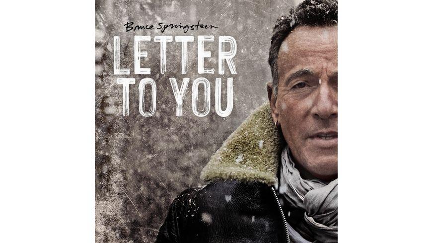 Letter To You 140g black vinyl