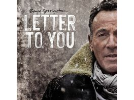 Letter To You 140g black vinyl