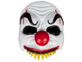 Makotex Maske Horror Clown 999982409