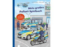 Mein grosses Polizei Spielbuch