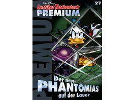 Lustiges Taschenbuch Premium 27 Der neue Phantomias auf der Lauer