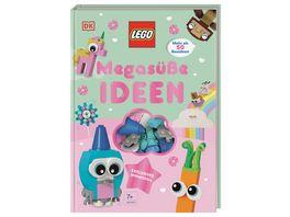 LEGO Megasuesse Ideen Exklusives Minimodell Mehr als 50 Bauideen