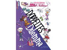 Lustiges Taschenbuch Lesespass 02 Minnie Daisy Spypower Doppeltes Dilemma